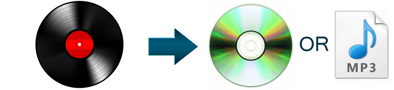 LP To CD / MP3
